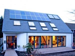 Рис. 7. Энергоактивный дом